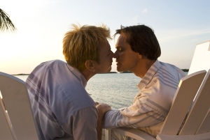 I Love You Phillip Morris movie image Jim Carrey and Ewan McGregor